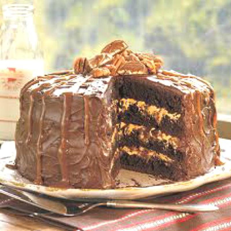 Алефтина2005: Секретный рецепт самого вкусного шоколадного торта!